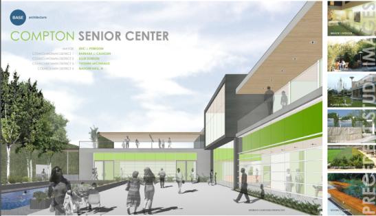 Compton Senior Center